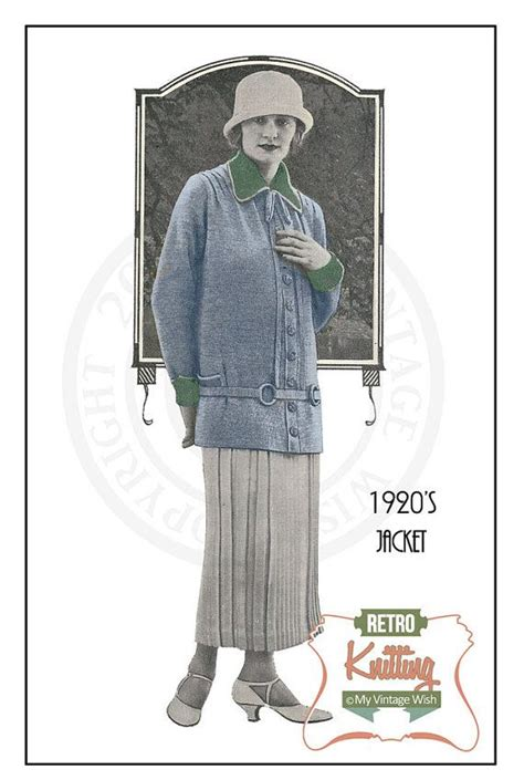 vintage knitting patterns 1920s 1000 images about 1920 s knitting and crochet on