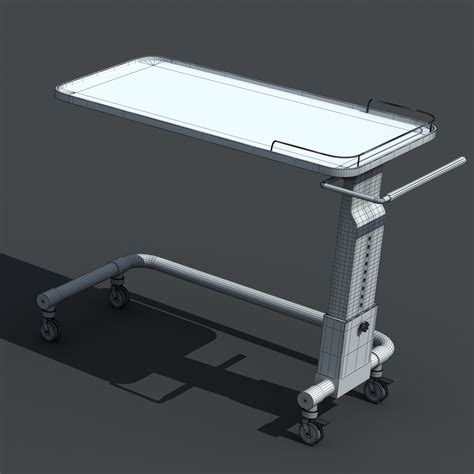 hospital bed tables hospital bed table 28 images drive medical deluxe