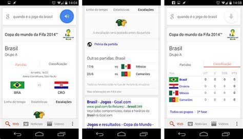Quando Vai Ser O Próximo Jogo Do Brasil Now Vai Exibir Placar De Jogos Da Copa Comandos