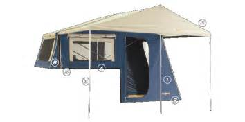 The camper trailer tent is the ultimate home away from home on the