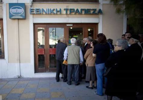 greece banks greece new elections called and the run on the banks