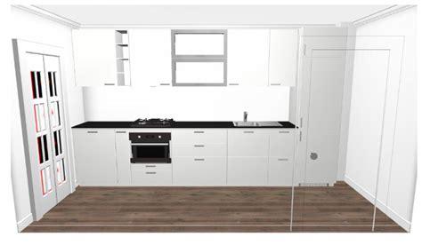 ikea keukens laten plaatsen plaatsen ikea metod keuken werkspot