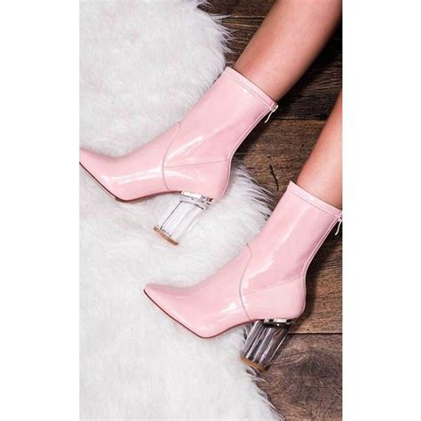 pink high heeled boots best 20 high heeled ankle boots ideas on high