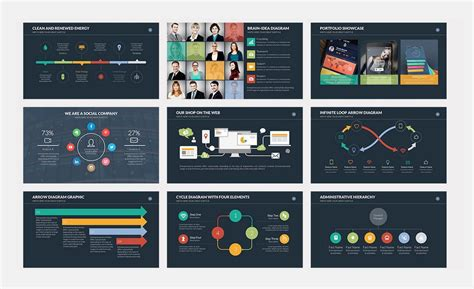 60 Beautiful Premium Powerpoint Presentation Templates Awesome Ppt Template