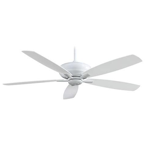 60 Inch White Ceiling Fan by Kola Xl 60 Inch Ceiling Fan By Minka Aire Ceiling Fans