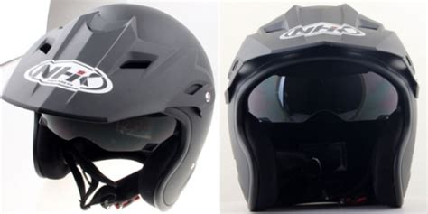 Helm Nhk Trail Nhk Supermoto Helm Buat Bikers Penyuka Adventure