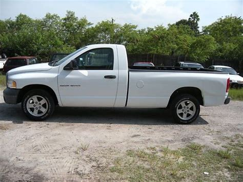 how does a cars engine work 2004 dodge ram 2500 electronic throttle control find used 2004 dodge ram 1500 work truck in palm bay