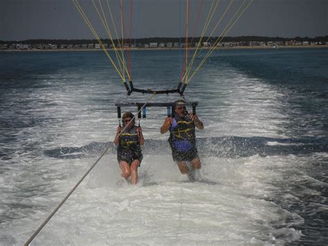 air boating near me rudee inlet parasail boating virginia beach va