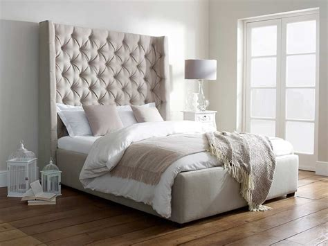 huge headboards likeness of awe inspiring tall upholstered beds that will