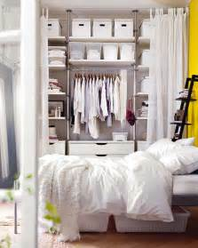 Bedroom Storage Ideas by 13 Ways To Make Your Room Without A Closet Work