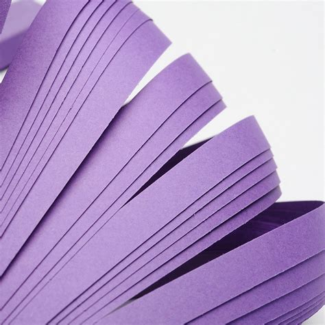 paper strips craft 1bag quilling paper strips 530x10mm papercraft diy craft