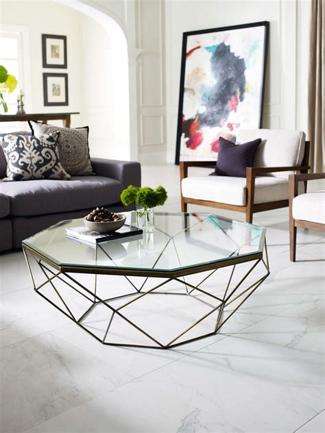 decorations for living room tables living room decor ideas 50 coffee tables ideas in brass