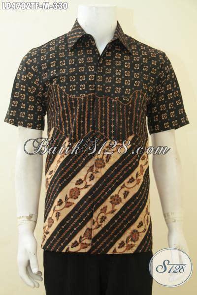 Jual Baju Basket Lengan Pendek by Jual Kemeja Batik Tulis Desain Tiga Motif Terbaru Yang