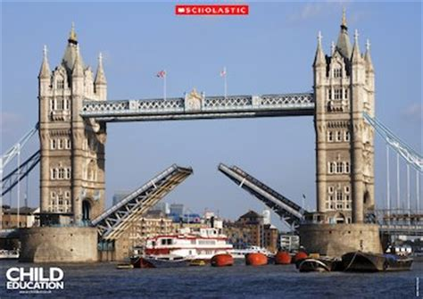 thames river ks2 tower bridge poster free primary ks1 ks2 teaching