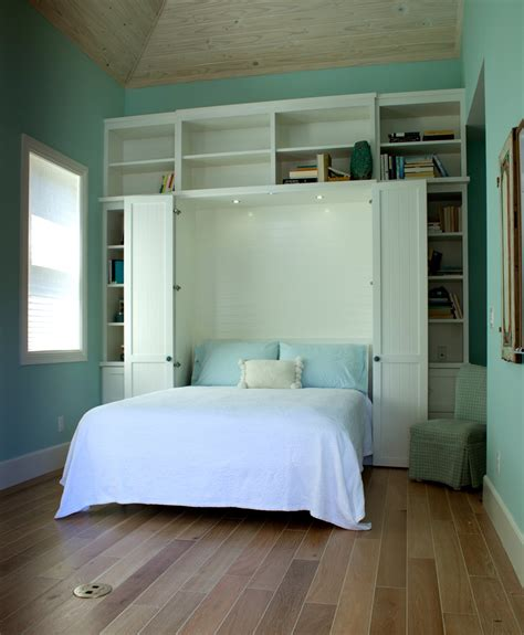 bed ideas cool murphy bed exles for decorating small sized