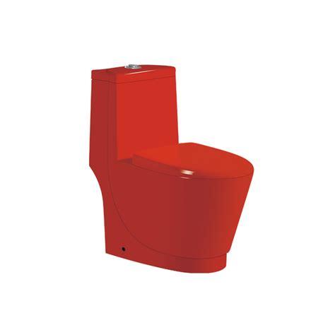 hs  red sanitary toilet  design toilet red toilet