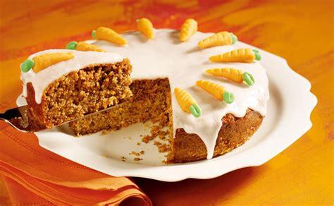 zuckerglasur kuchen karottentorte mit zuckerglasur rezept gusto at