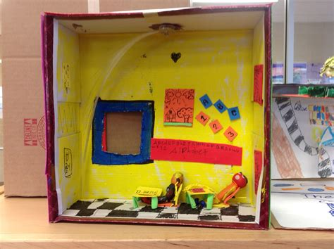 diorama book report 4th grade book report dioramas ogden preparatory academy