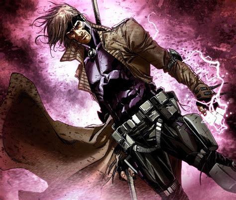 gambit gentlemanvillian s x men blog
