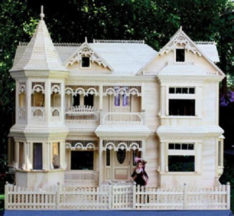 build a victorian house victorian barbie doll house woodworking plans to make your own