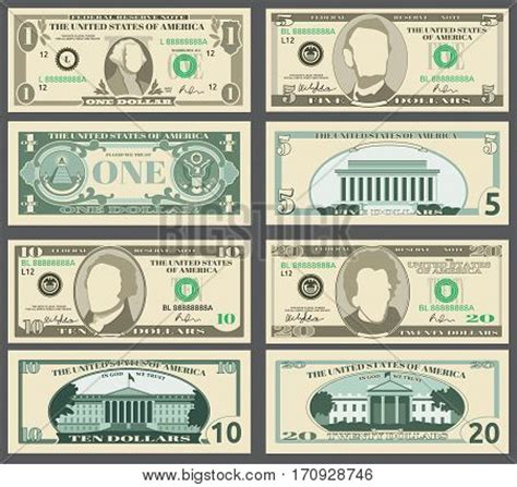 pattern on banknotes dollar images illustrations vectors dollar stock