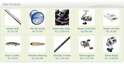 Pancing Sederhana iftfishingstore tempat belanja bagi yang hobi memancing merdeka