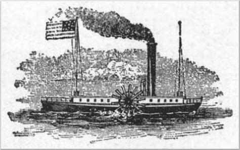first steam boat the project gutenberg ebook of lives of the presidents