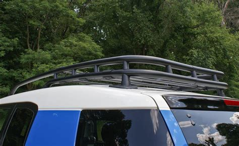 Toyota Roof Rack Car And Driver