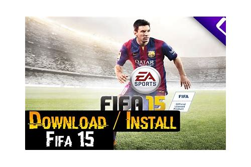 nosteam herunterladen fifa 15 patch