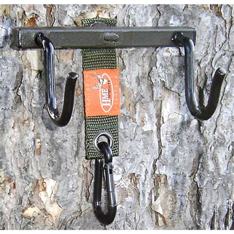 hme accessory hanger 181941 tree stand accessories at