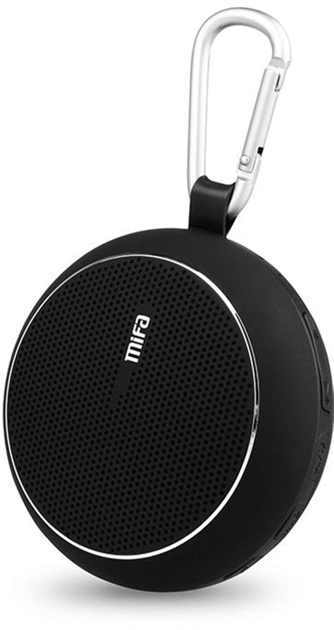 Speaker Xiaomi Mifa buy xiaomi mifa outdoor bluetooth speaker black in