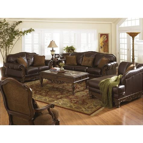 ashley furniture north shore sofa 2260338 ashley furniture north shore dark brown sofa