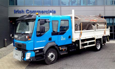 first volvo truck first new series volvo fl crew cabs go to dublin city