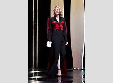 Cannes 2018: Cate Blanchett, Devil-Angel, in Alexander ... Elise Build
