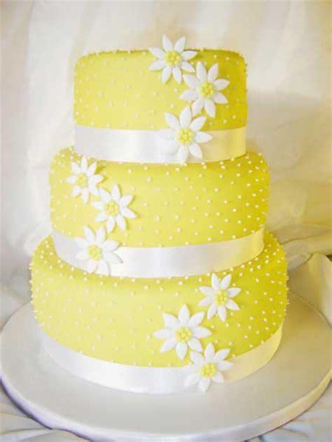Wedding Cake Yellow by Wedding By Designs Yellow Wedding Cakes Design