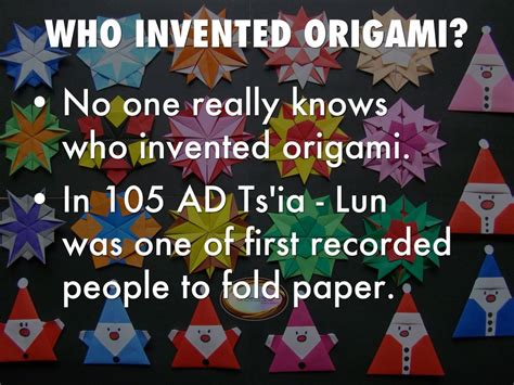 Who Started Origami - origami by reavis