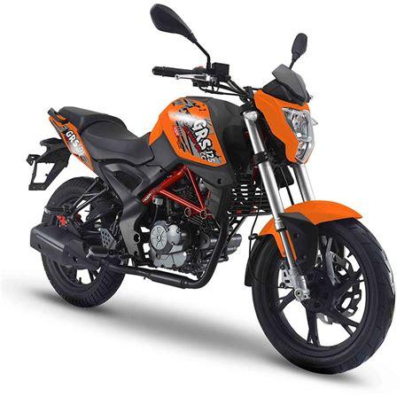 Mini Motorrad Neu Kaufen by Gebrauchte Und Neue Ksr Moto Grs 125 Motorr 228 Der Kaufen