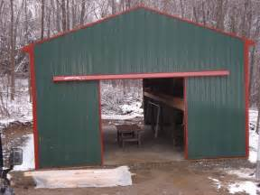 pole barn with loft prices bavaya garage plans lumber here