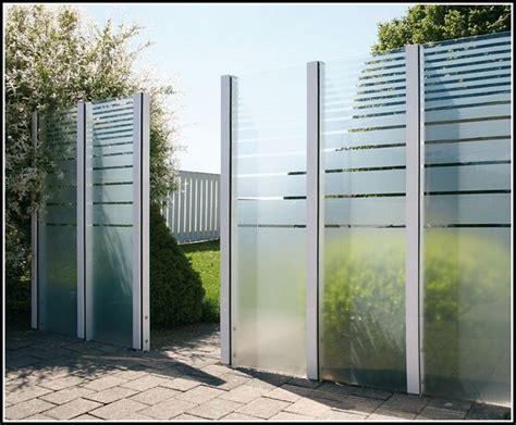 terrassen sichtschutz glas terrassen sichtschutz glas terrasse hause dekoration
