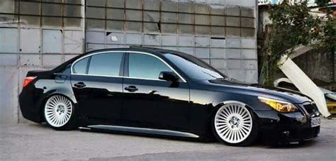 bmw m5 slammed bmw e60 m5 black slammed bmw ultimate driving machine