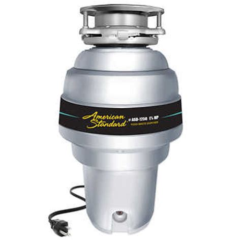 American Standard 1.25 HP Food Waste Disposer