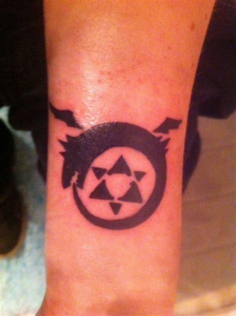 Kartu Remi Tatoo Alchemist X metal alchemist tattoos metals metal alchemist and tattoos