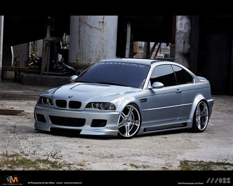 bmw custom custom bmw m3 e46 bmw m3 johnywheels
