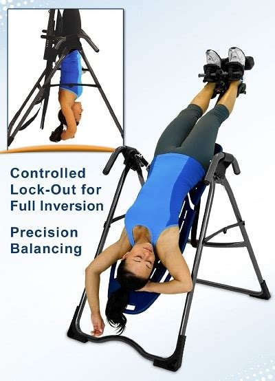 inversion table for slipped disc 3 ways to do spinal decompression back traction at home