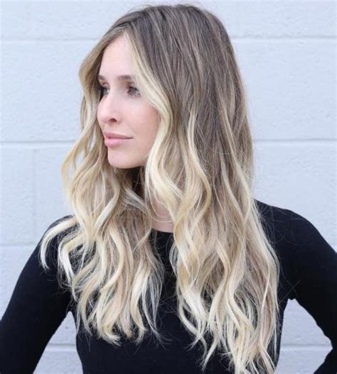 haircuts long blonde hair 40 cute long blonde hairstyles for 2018