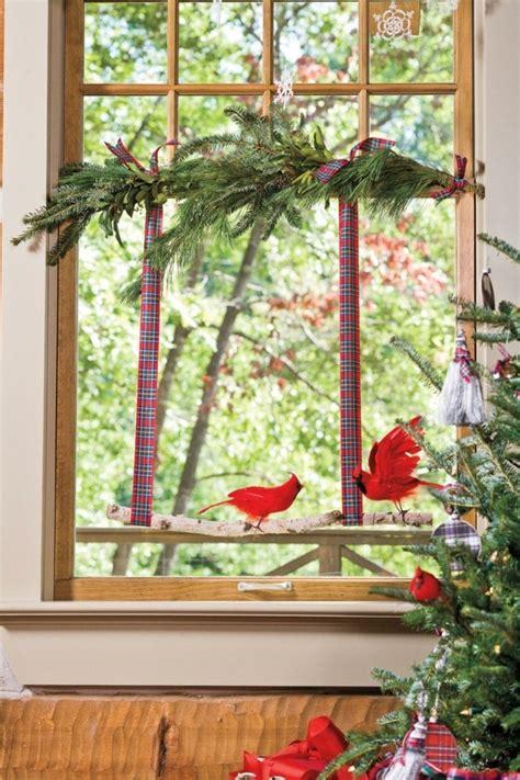 Weihnachtsdeko Fenster Zweig by Fensterdeko Weihnachten Tolle Und Einfache Last Minute Ideen
