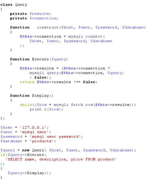 format html php class what are php classes php oop exle project on how to