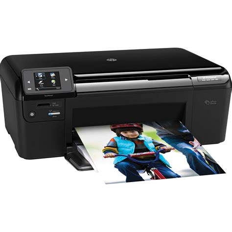 Printer Hp hp photosmart d110a e all in one printer cn731a b1h b h photo