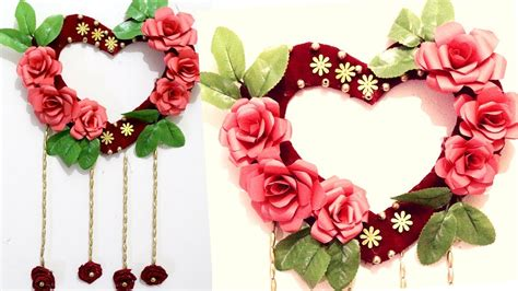 heart decorations for the home heart wall hanging craft ideas heart decorations for