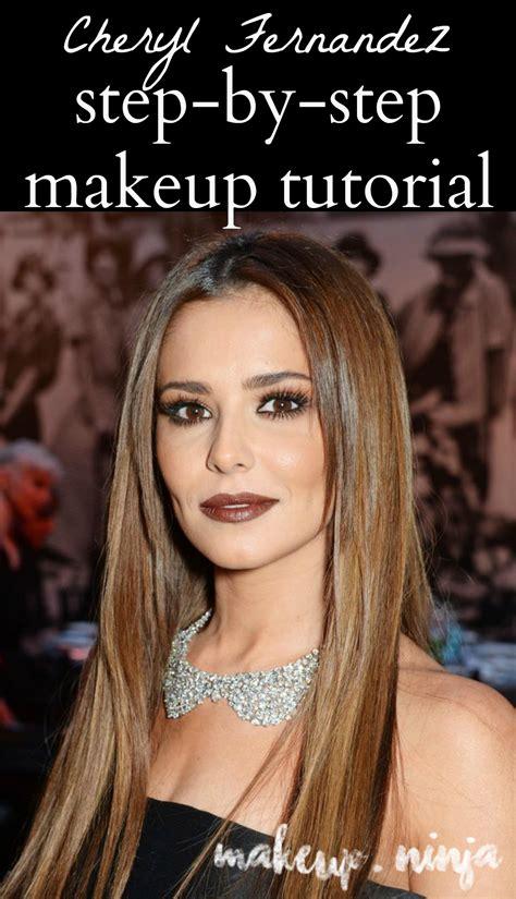 cheryl cole makeup tutorial x factor makeup ideas 187 makeup by cheryl beautiful makeup ideas